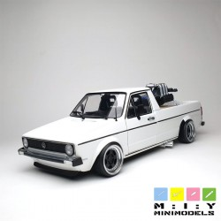 VW Caddy mk1 1/18