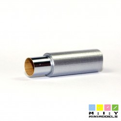 Exhaust pipe 6.9mm