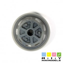FERGAT wheels for 1/8 DACIA