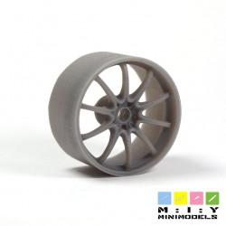 Volk Rays CE28N wheels