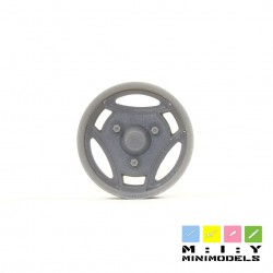 Elba Dacia wheels