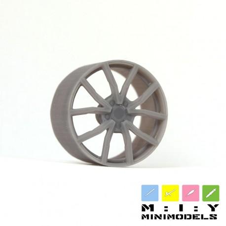 Rondell type02 wheels