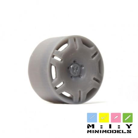VW Grenoble wheels