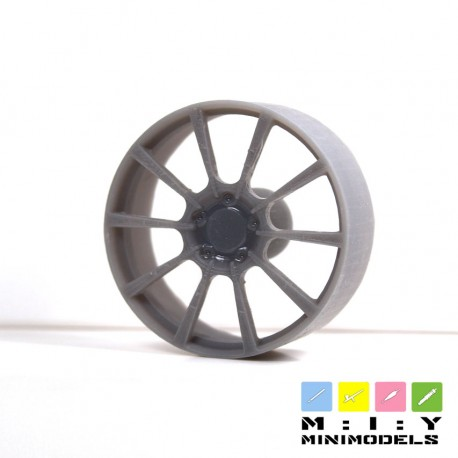 Porsche Carrera Classic wheels