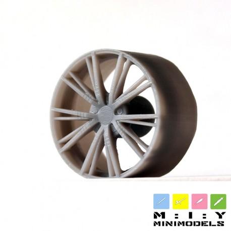 OZ Envy wheels