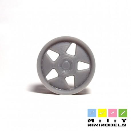 Keskin KT5 wheels