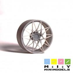 BMW style M666 wheels