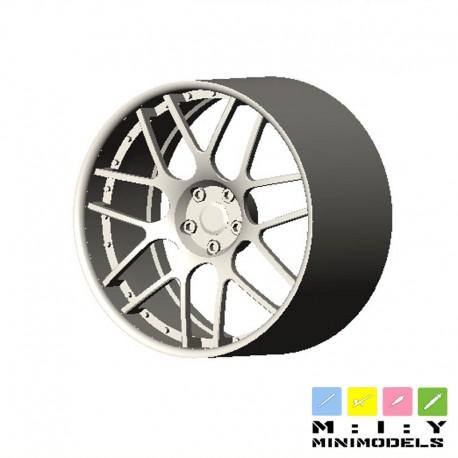 Forgiato S202 wheels